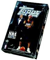 2005-06 Topps Basketball Hobby Box