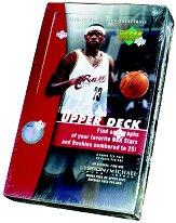 2005-06 Upper Deck Basketball Hobby Box Series 1