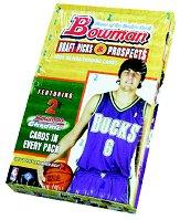 2005-06 Bowman Basketball Hobby Box