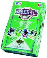 1990 Upper Deck Baseball Hobby Box Low Series