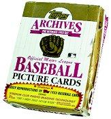 1991 Topps Archives 1953 Baseball Hobby Box