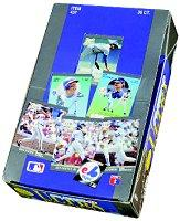 1991 Ultra Baseball Hobby Box
