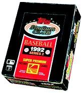 1992 Stadium Club Baseball Hobby Box Series 2