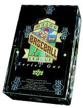 1993 Upper Deck Baseball Hobby Box Series 1