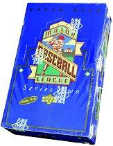 1993 Upper Deck Baseball Hobby Box Series 2