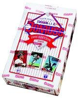 1993 Donruss Baseball Hobby Box Series 2
