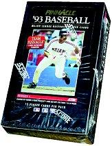 1993 Pinnacle Baseball Hobby Box Series 1