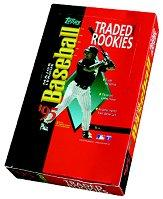 1995 Topps Traded Baseball Hobby Box