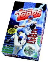 1999 Topps Baseball Hobby Box Series 1