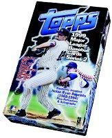 1999 Topps Baseball Hobby Box Series 2