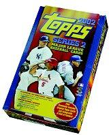 2002 Topps Baseball Hobby Box Series 2