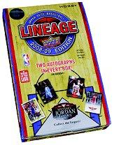 2008-09 Upper Deck Lineage Basketball Hobby Box