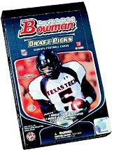 2009 Bowman Draft Football Hobby Box
