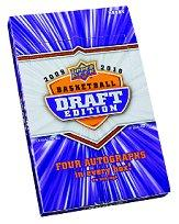 2009-10 Upper Deck Draft Edition Basketball Hobby Box
