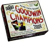 2009 Upper Deck Goodwin Champions Baseball Hobby Box