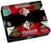 2009 SP Threads Football Hobby Box