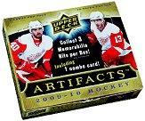 2009-10 Artifacts Hockey Hobby Box
