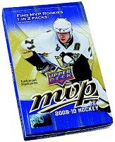 2009-10 Upper Deck MVP Hockey Hobby Box