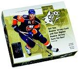 2009-10 SPx Hockey Hobby Box