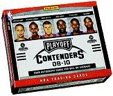 2009-10 Playoff Contenders Basketball Hobby Box