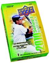 2010 Upper Deck Baseball Hobby Box
