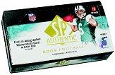 2009 SP Authentic Football Hobby Box