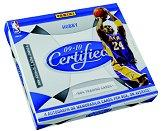 2009-10 Certified Basketball Hobby Box