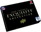 2009 Exquisite Collection Football Hobby Box
