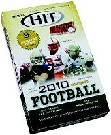 2010 SAGE HIT Football Hobby Box High Series
