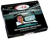 2010 SAGE Football Hobby Box