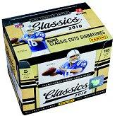 2010 Classics Football Hobby Box