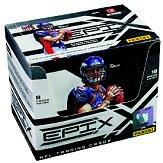 2010 Epix Football Hobby Box