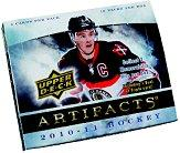 2010-11 Artifacts Hockey Hobby Box