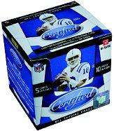 2010 Certified Football Hobby Box