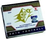 2010 SPx Football Hobby Box