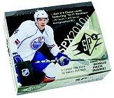 2010-11 SPx Hockey Hobby Box