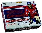 2010-11 Playoff Contenders Hockey Hobby Box