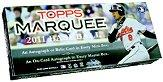 2011 Topps Marquee Baseball Hobby Box