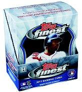 2011 Finest Baseball Hobby Box