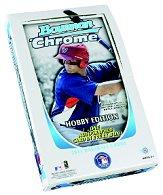 2011 Bowman Chrome Baseball Hobby Box card image