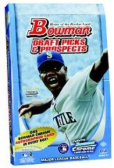 2011 Bowman Draft Baseball Hobby Box
