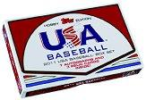 2011 USA Baseball Baseball Hobby Box