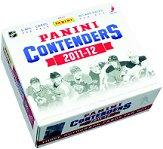 2011-12 Panini Contenders Hockey Hobby Box card image