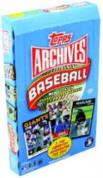2012 Topps Archives Baseball Hobby Box card image