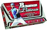 2012 Bowman Platinum Baseball Hobby Box card image