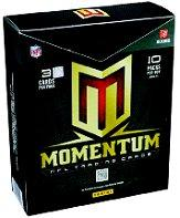 2012 Momentum Football Hobby Box card image