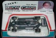 1985 Ertl Motorized Pullback Indy Cars 1:43 #1 R.Mears/Gould