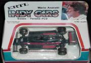 1985 Ertl Motorized Pullback Indy Cars 1:43 #12 Ma.Andretti/Essex