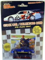 1989 Racing Champions Flat Bottom 1:64 #94 S.Marlin/Sunoco