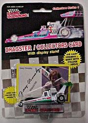 1989 Racing Champions Dragsters 1:64 #NNO G.Ormsby/Castrol GTX